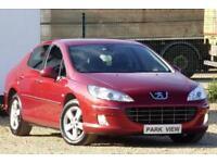 2009 Peugeot 407 2.0 HDi FAP Sport 4dr