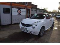 2014 Nissan Juke 1.6 16v CVT Acenta