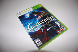 Castlevania Lords of Shadow XBOX 360 in brand new condition