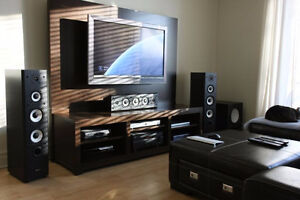 TV HOME THEATER INSTALLATION