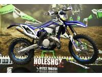 Sherco SE 300 Factory Enduro Motocross Bike