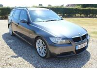 BMW 3 Series 2.0 318i M Sport Touring 5dr PETROL MANUAL 2006/56