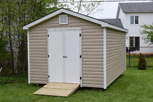 Storage Barns & Sheds Built on site for your needs!