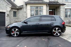 VW Golf GTI Performance Package - All options, leather