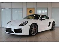 2014/14 Porsche Cayman (981) 3.4 S PDK Coupe