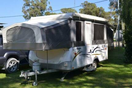 Creative Jayco Eagle  Caravans Amp Campervans  Gumtree Australia Free Local
