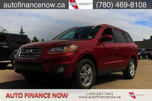 2012 Hyundai Santa Fe GLS 4WD OWN ME FOR ONLY $72.38 BIWEEKLY