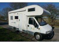 Fixed Bed Motorhome Campervans Motor Homes For Sale Gumtree