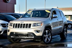 2015 Jeep Grand Cherokee Limited  ***CUIR+TOIT+GPS +CAMÉRA+20 PO