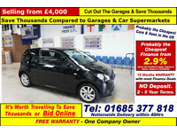 2014 - 14 - SEAT MII SPORT 1.0 PETROL 75PS 3 DOOR HATCHBACK (GUIDE PRICE)
