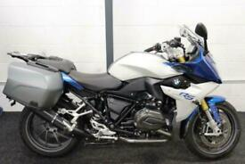 BMW R1200RS SPORT SE ** Full BMW History - GPR Exhaust - Panniers **