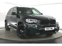 2017 BMW X5 3.0 40d M Sport Auto xDrive (s/s) 5dr SUV Diesel Automatic