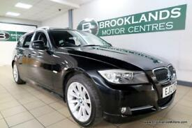 BMW 3 SERIES 318d EXCLUSIVE EDITION TOURING Auto [3X BMW SERVICES, SAT NAV and L