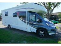 Auto Trail Delalware HB Rear fixed Island Bed 4 berth Motorhome For Sale