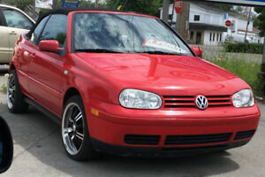 CABRIOLET VOLKS CONVERTIBLE 2002 for sale