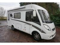 Hymer B544 A Class Luxury End Kitchen Motorhome For Sale for sale  Mansfield, Nottinghamshire