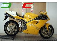 1995 Ducati 748 sp Fully Restored Immaculate Example