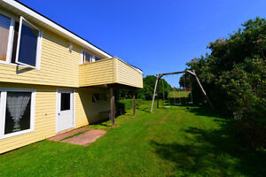 PEI Waterfront with 10+ acres west of Summerside & Charlottetown