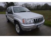 2003 JEEP GRAND CHEROKEE LIMITED 4.0 STRAIGHT SIX 77K LOW MILES! 1 OWNER 4X4
