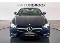 Mercedes-Benz CLS350 3.5 Blue F 7G-Tronic Plus Sport AMG