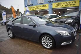 GOOD CREDIT CAR FINANCE AVAILABLE 2011 61 VAUXHALL INSIGNIA 2.0CDTi ELITE