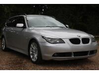 2008 BMW 5 SERIES 520d M Sport [177]