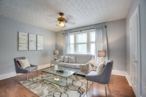 Gorgeous 4 Bedroom Apartment In Central Hamilton