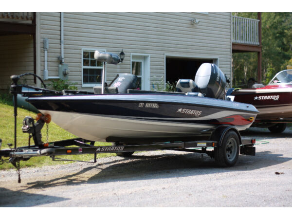 Used 2005 Stratos Boat Co 170 series