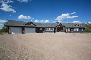 3181 sq ft Acreage Near Glen Harbour - AMAZING CUSTOM BUILT HOME