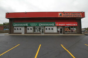 Kingsway Retail Space - next to Kings Buffet & Wendy's
