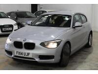 2014 BMW 1 Series 2.0 116d ES Sports Hatch (s/s) 3dr