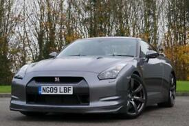2009 Nissan Gt-R 3.8 V6 Premium Edition Coupe 2dr Petrol Automatic (298