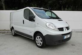 2013 13 Renault Trafic 2.0dCi ( EU5 ) SL29 L/Roof Van 115 - Diesel Van