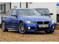 2013 BMW 3 Series 3.0 335d M Sport Sport Auto xDrive (s/s) 4dr