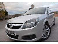VAUXHALL VECTRA SRI 1.8 VVT 5 DOOR*LOW MILEAGE*SAT NAV*FULL 12 MONTHS MOT*