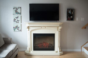 Danby Electric Fireplace bought from Manorhouse in Bedford