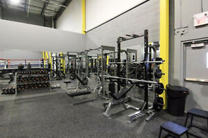 Rubber Gym Flooring for home gyms, fitness facilities, studios