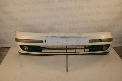 Renault Laguna II Bj. 01-05 Stoßstange Vorne Original 8200008270 Defekt Billig