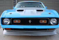 1971 Ford Mustang Mach 1 - Rare - Sale or Trade