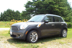 What are you looking for? Low Miles 2011 Mini Countryman $10,000