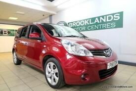 Nissan Note 1.6 16v Tekna (7X SERVICES and SAT NAV)