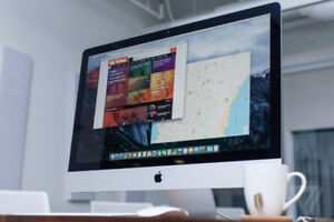 """iMac 27"""" i5 3.2GHz 8GB RAM 1TB HDD"""