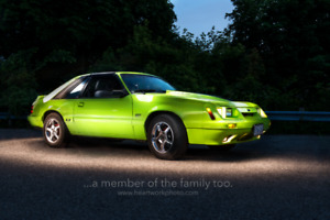 Car Photography - Fathers Day Gift Certificates!