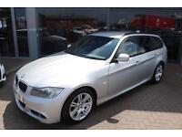 BMW 320d M SPORT TOURING. FINANCE SPECIALISTS