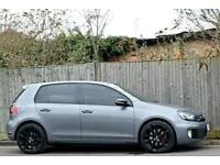 VW VOLKSWAGEN GOLF GTD 2.0 TDI DIESEL DSG/AUTO 5DR HATCHBACK 2012 [61] GREY