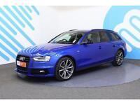 2015 Audi A4 Avant 2.0 TDI Black Edition Avant Multitronic 5dr (Nav)