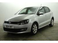 2014 Volkswagen Polo MATCH EDITION Petrol silver Manual