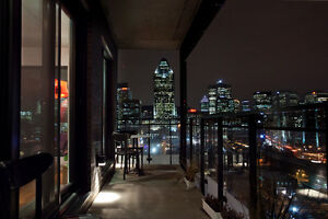 PENTHOUSE IN GRIFFINTOWN FOR RENT