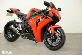 2008 Honda CBR1000RR Fireblade 1000