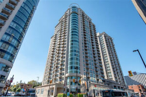 One bedroom Apartment for rent downtown Ottawa - 234 Rideau St.